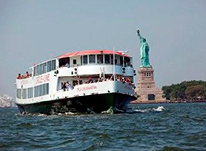 Passeio de barco Liberty - New York